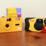 【撮り比べ】「KODAK M35 フィルムカメラ」と「Kodak FunSaver」